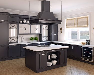 Things To Consider While Building New Kitchens